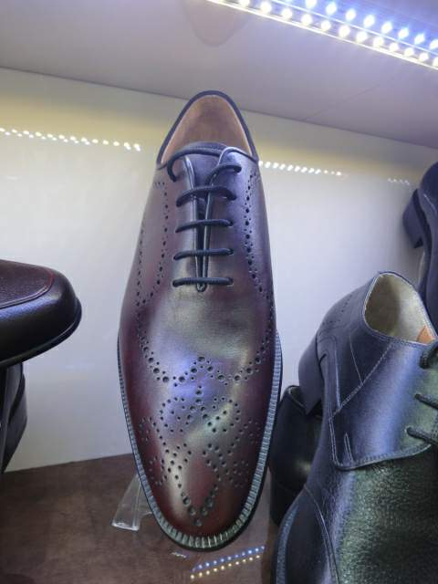 Saberi Tabriz handmade shoes